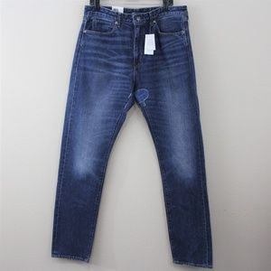 Levi's Made & Crafted Tack Slim Patched $228 R471